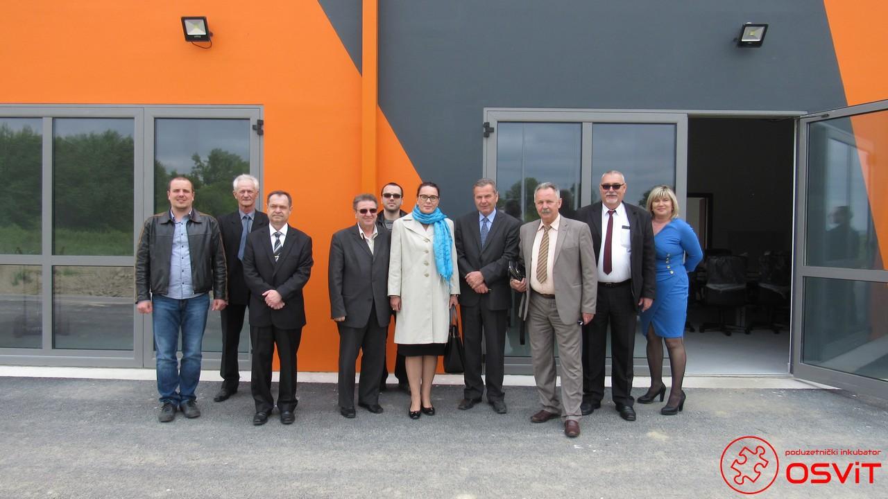 Posjet veleposlanice Makedonije